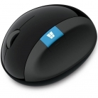 Microsoft Sculpt Ergonomic Wireless Mouse (L6V-00005)