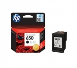 HP patron No 650 fekete (CZ101AE)