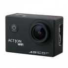 Alcor ACTION WIFI BLACK Action HD WiFi Fekete Sportkamera