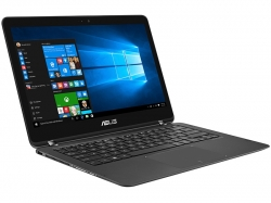 Asus ZenBook UX360UAK-C4222T Fekete Notebook