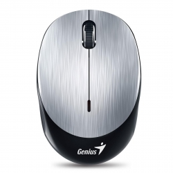 Genius NX-9000BT bluetooth BlueEye ezüst-fekete egér (31030120102)