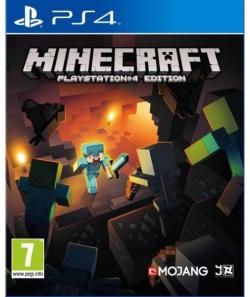 Minecraft PS4 játékszoftver (PS719440215)