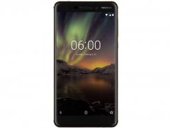 Nokia 6.1 SIngle Sim 32GB Fekete (11PL2B01A09)