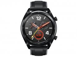 Huawei Watch GT fekete sportóra (ftn-b19)