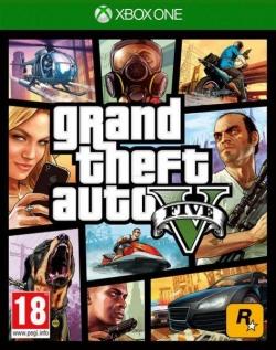 Grand Theft Auto V Xbox One Játék