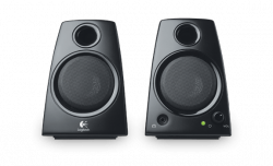 Logitech Z130 Fekete Hangszóró (980-000418)