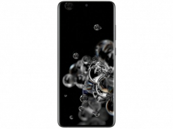 Samsung Galaxy S20 Ultra 5G 128GB Dual Sim fekete Okostelefon (SM-G988BZKDEUE)