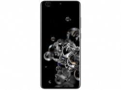 Samsung Galaxy S20 UItra 5G 128GB Dual Sim fekete Okostelefon