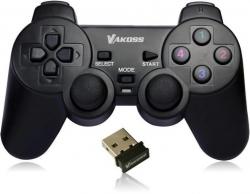Vakoss vezeték nélküli játékvezérlő PC (GP-3925BK)