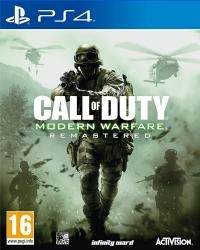 Call of Duty Modern Warfare Remastered PS4 (2804718)
