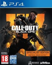 Call of Duty Black Ops 4 Specialist Edition PS4 (2805426)