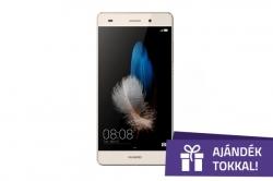 Huawei P8 Alice Lite Arany Okostelefon
