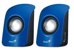 Genius SP-U115 Hangfal Kék (31731006102)