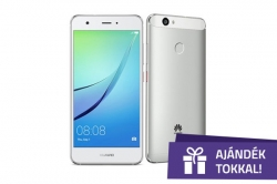 Huawei Nova Dual Sim Mystic Silver Okostelefon (51090UVF)