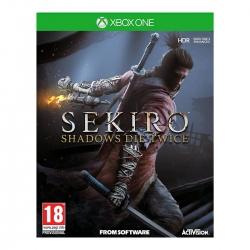 Sekiro Shadows Die Twice XBOX One játékszoftver