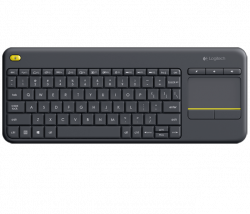 Logitech K400 Plus wireless angol touchpados billentyűzet (920-007145)