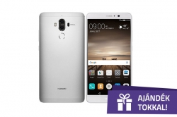 Huawei Mate 9 Moonlight Silver 64GB Okostelefon (51090WDH)