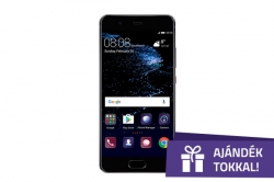 Huawei P10 Dual Sim 64 GB fekete (51091DJV)