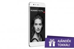 Huawei P10 Dual Sim 64 GB ezüst (51091DJU)