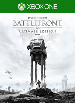 Star Wars Battlefront Ultimate XBOX ONE EN játékszoftver (1041058)