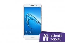 Huawei Y7 5,5'' LTE 16GB Dual SIM ezüst okostelefon (51091QUA)