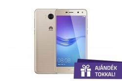 Huawei Y6 2017 DualSim 16 GB Okostelefon Arany (51091MCE)