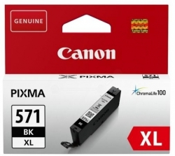 Canon CLI-571Bk XL fekete tintapatron (0331C001)