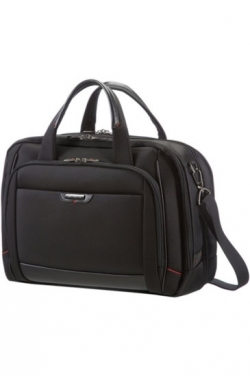 Samsonite Pro-DLX 4 Bailhandle Expandable 16'' Fekete Notebook Táska (35V-009-003)