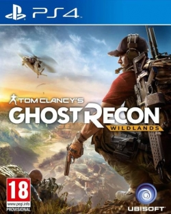 Grand Theft Auto V PS4 CENEGA PS4 GHOST RECON: WILDLANDS(2802430)