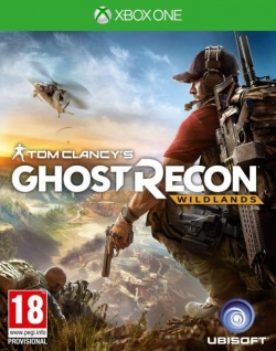 GHOST RECON: WILDLANDS XBOX ONE