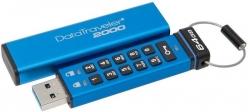 Kingston 64GB USB3.1 Kék (DT2000/64GB) Flash Drive
