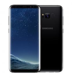 Samsung Galaxy S8 SM-G950F 64GB Éjfekete Okostelefon (SM-G950FZKAXEH)