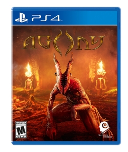 Agony (PS4) játékszoftver (2805338)