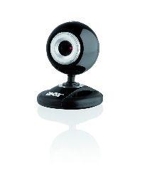 I-BOX VS-4 Webkamera fekete (IKTA175B)