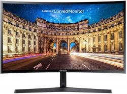 Samsung 23,5'' C24F396FHU LED ívelt kijelzős monitor