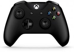 Microsoft Xbox One vezeték nélküli controller fekete (6CL-00002)