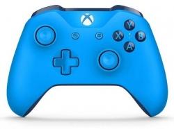 Microsoft Xbox One vezeték nélküli controller Kék (WL3-00020)