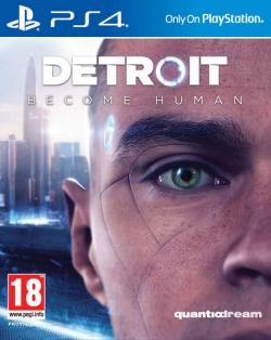 Sony Detroit Become Human (PS4) Játék (2805146)
