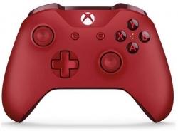 Microsoft Xbox One vezeték nélküli controller Piros (WL3-00028)
