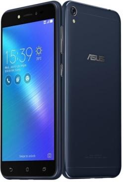 Asus ZenFone Live ZB501KL-4A036A DUAL SIM 16 GB Fekete