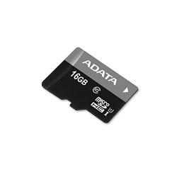 ADATA Micro SDHC 16GB CLASS10 memóriakártya + SDHC Adapter (AUSDH16GCL10-RA1)