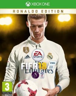 FIFA 18 RONALDO EDITION XBOX One CZ/H játék (1061384)