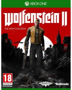 WOLFENSTEIN II NEW COLOSSUS XBOX ONE