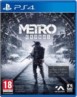 Metro Exodus PS4 játékszoftver (2805605)