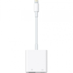 Apple Lightning » USB3.0 kameraadapter (MK0W2ZM/A)