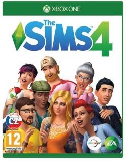 THE SIMS 4 XBOX One játékszoftver (1051224)