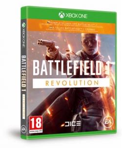 BATTLEFIELD 1 REVOLUTION EDITION Xbox One játékszoftver (1052056)