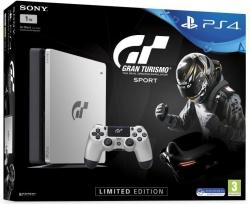 Sony PlayStation 4 1TB konzol + Gran Turismo Sport Limited Edition játékszoftver