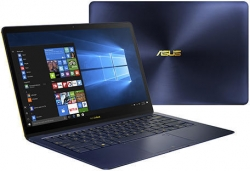 ASUS ZenBook 3 Deluxe UX490UA-BE049T Kék Notebook