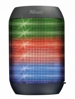 Trust Ziva Wireless Bluetooth Speaker with party lights (Trust_21967)